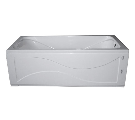 Стандарт Экстра-160 Ванна акриловая 1600*700*560+ножки