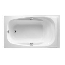 Чугунная ванна Repos (Jacob Delafon) 180*90