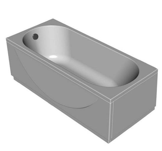 Акриловая ванна Tamia (Kolpa-San) 150x70