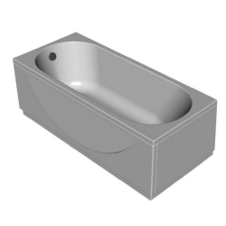 Акриловая ванна Tamia (Kolpa-San) 170x70