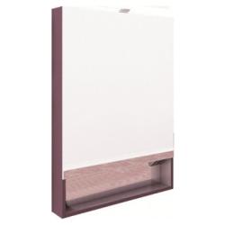 The Gap Зеркальный шкаф 600, фиолет.