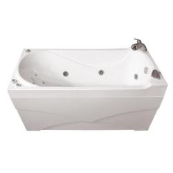Акриловая ванна Вики Экстра (Тритон) 160x75