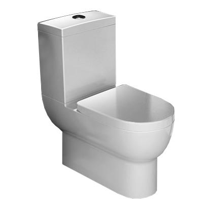 Напольный унитаз Zero (Axa) Z15051+сиденье